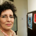 Khadija Ryadi, the new president of the