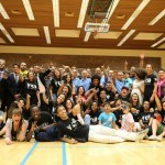 VIDÉO: Gala futsal en soutien au petit Imad