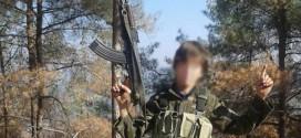 Oussama Chaara, 14 ans combat en Syrie