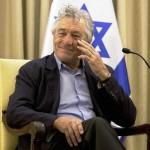 VIDÉO: Robert De Niro soutient l'agressivité des israéliens