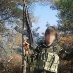 Oussama Chaara en Syrie