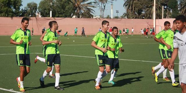 Ouverture d'une nouvelle école de football à Casablanca
