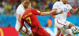 «Des Belges frustrés» face à Howard dans «le meilleur match du Mondial»