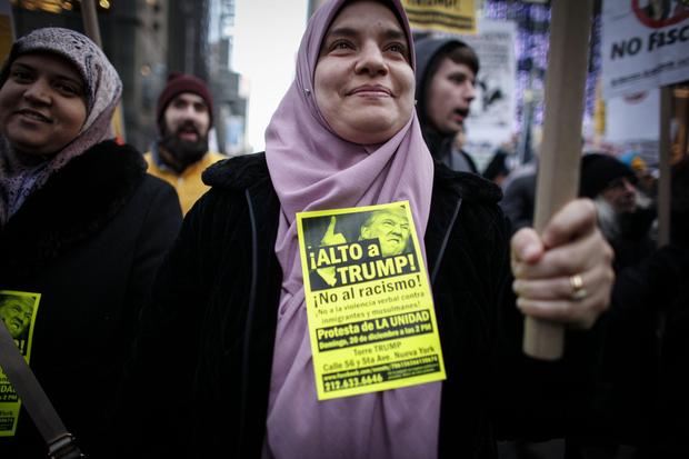 Acte islamophobe aux États-Unis